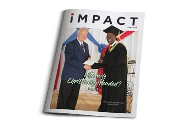 Impact Magazine – Fall 2018