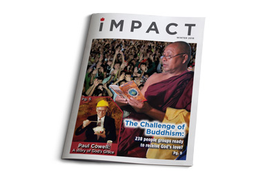 Impact Magazine – Winter 2018