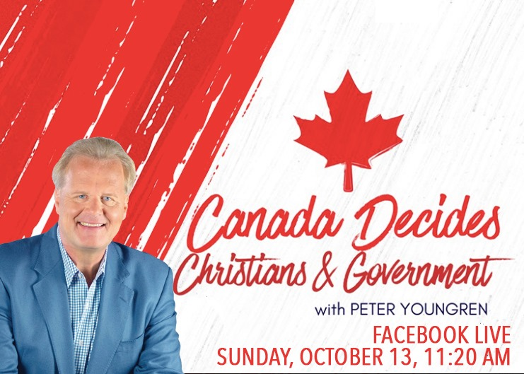 October 13 – Toronto Celebration Church