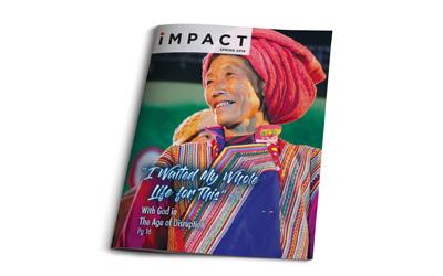 Impact Magazine – Spring 2019