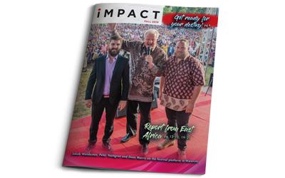 IMPACT MAGAZINE – FALL 2019