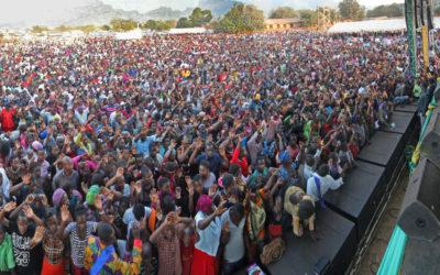 June 2022, Zanzibar Gospel Campaign
